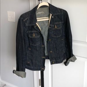 Dark wash GAP 1969 Denim Jacket